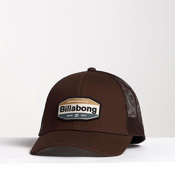 Бейсболка Billabong Walled Trucker Brown