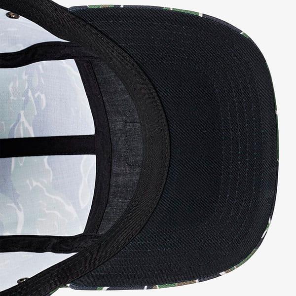 Кепка DC Shoes Riptorn Camper Hdwr Gra0 Camo