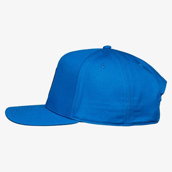 Бейсболка DC Shoes Reynotts 2 Hdwr Nautical Blue