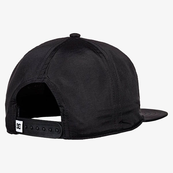 Бейсболка DC Shoes Floored Out Hdwr Black