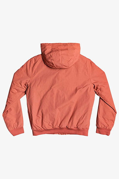 Куртка детская QUIKSILVER Choppy Impact Jckt Redwood