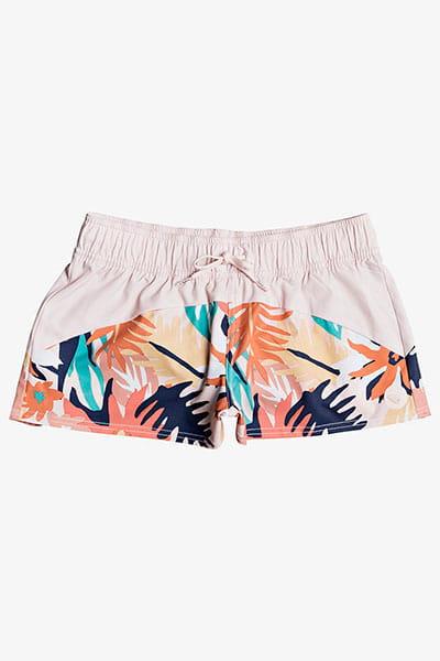 Шорты женские Roxy Для Плавания Catch A Wave Bs J Bdsh Mdt6 Peach Blush Bright