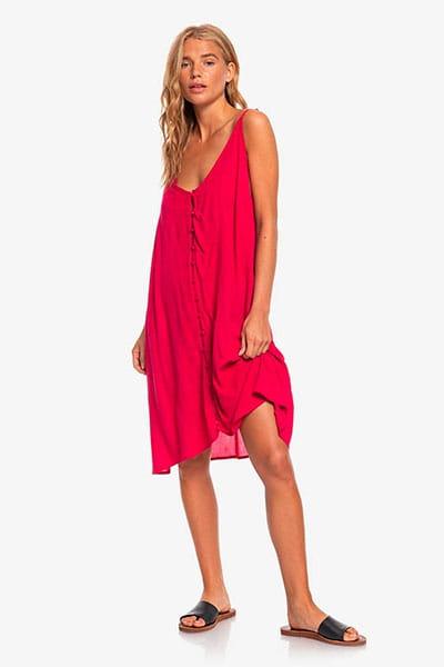 Платье женское Roxy Sirentreasdres J Wvdr Mqt0 Cerise