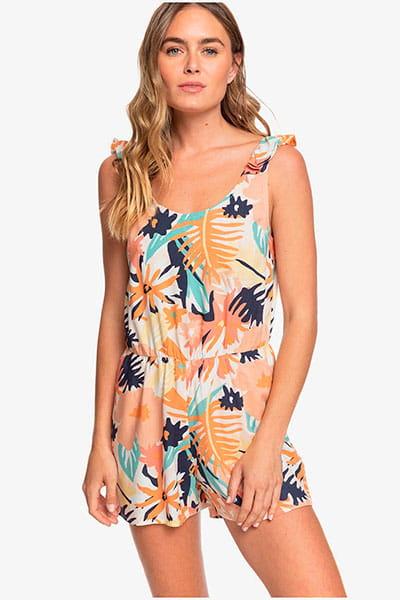 Комбинезон женский Roxy Rainbow Palm Wvdr Peach Blush Bright