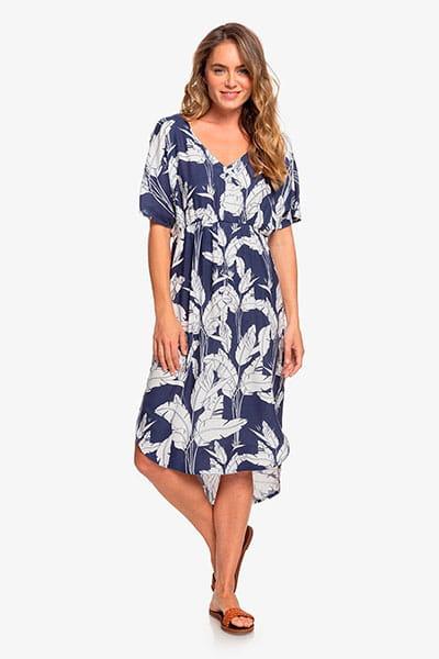 Платье женское Roxy Flamingo Shades Wvdr Indigo