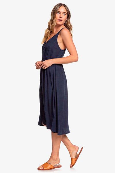 Платье женское Roxy Sunsetbeautysol J Wvdr Bsp0 Mood Indigo