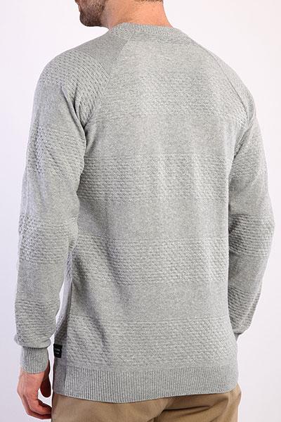Джемпер Rip Curl Skipper Crew Sweater 4880 Cement Marle L