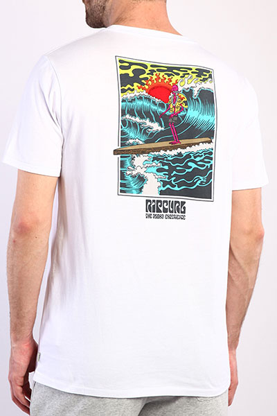 Футболка Rip Curl Grateful White xl