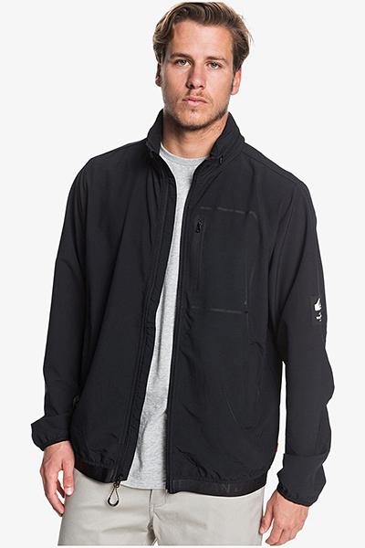 Куртка QUIKSILVER Paddle4jckt Black-8