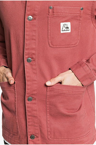 Куртка QUIKSILVER Workwearjacket Apple Butter18