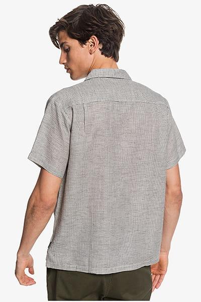Рубашка QUIKSILVER Fiftiesmicro White Fiftie