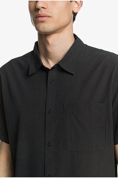 Рубашка QUIKSILVER Techtidesshirt Black