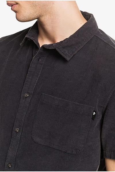Рубашка QUIKSILVER Botanicupdate Wvtp Kta0 Tarmac