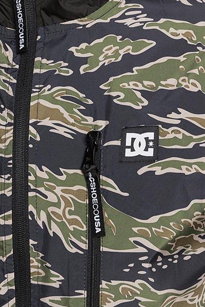 Куртка DC Shoes Dagup Print Cop M Jckt Kvj4 S1 20 Camo
