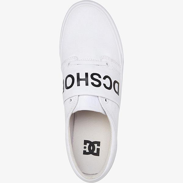 Кеды DC Shoes Trase Tx Sp M Shoe Wbk White/Black