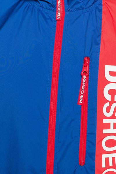 Ветровка DC Shoes Dagup Triple Bl M Jckt Bqr0 Nautical Blue