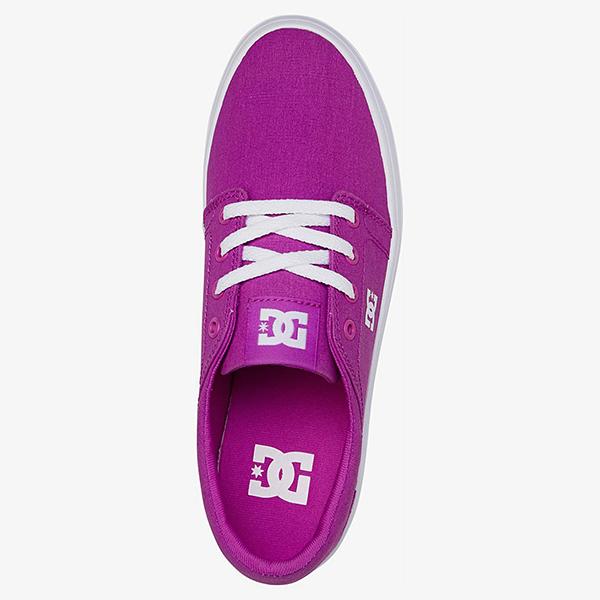 Кеды женские DC Shoes Trase Pltfrm Tx J Shoe Pur Purple