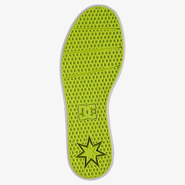 Кеды женские DC Shoes Trase Pltfrm Tx J Su0 Bright Yellow