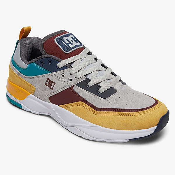 Полуботинки DC Shoes E.tribeka Se M Shoe Xsky Grey/Black/Yellow