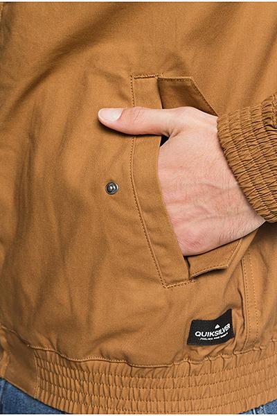 Куртка QUIKSILVER Brooksunlined M Jckt Cpp0 Rubber