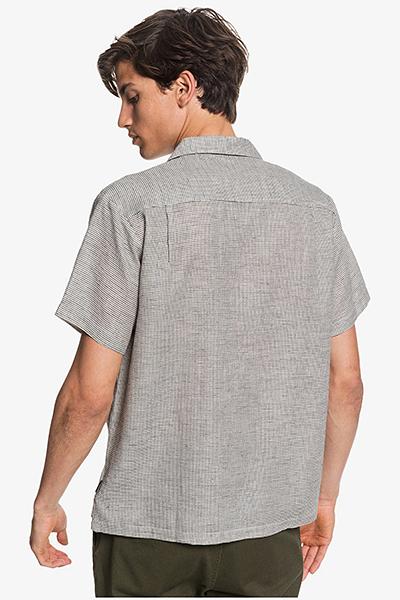 Рубашка QUIKSILVER Fiftiesmicro M Wvtp Wcl1 Antique White Fiftie