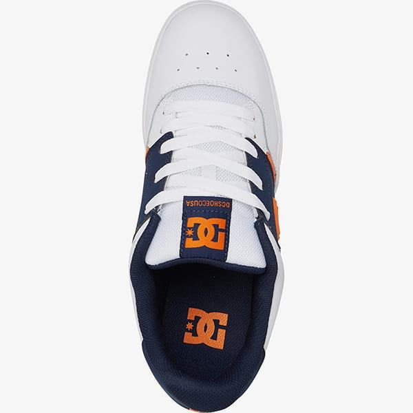 Кроссовки DC Shoes Central White/Navy