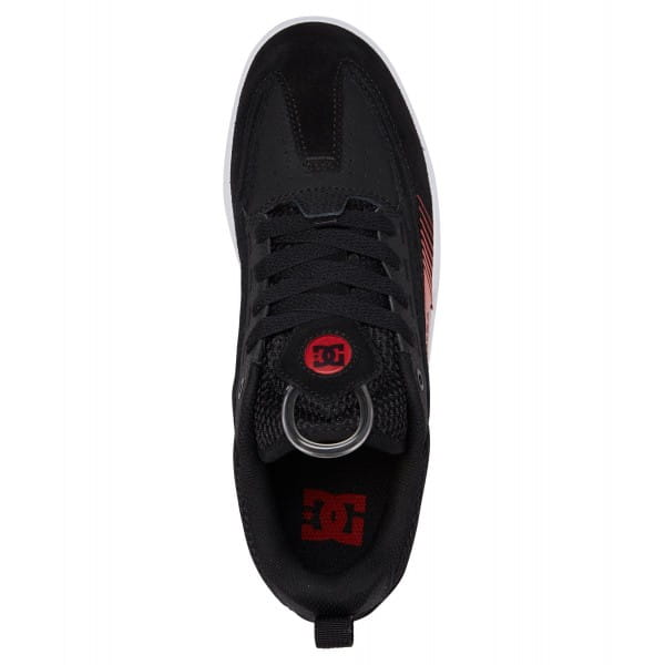 Кроссовки DC Shoes Legacy98 Red/W
