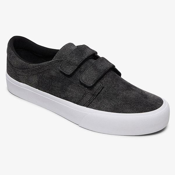 Кеды низкие DC Shoes Trase Black Acid