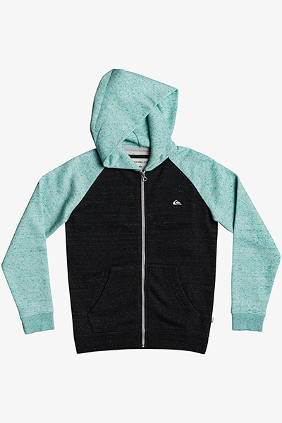 Толстовка детская QUIKSILVER Easydayzipyouth Sea Blue Heather13-107