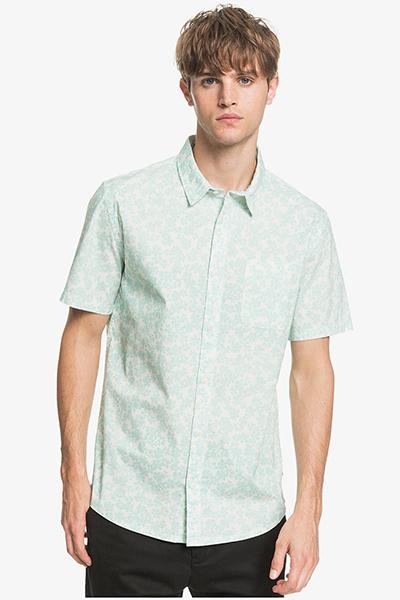 Рубашка QUIKSILVER Dotsflowerss Wvtp Beach Glass Dots Flo33-172