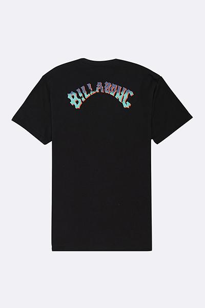 Футболка Billabong Bunker Tee Ss Black