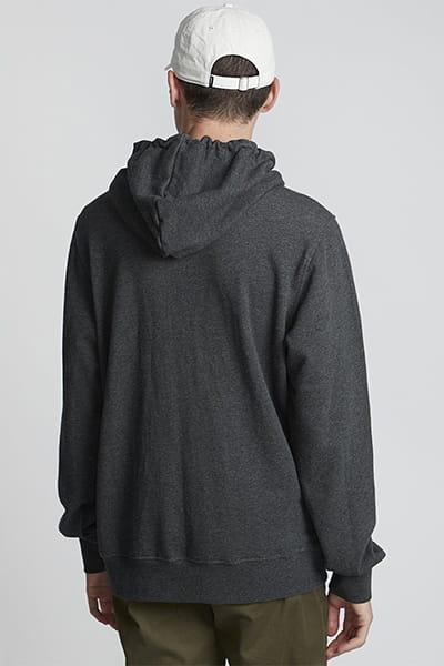 Толстовка кенгуру Element Vertical Hood Charcoal Heathe