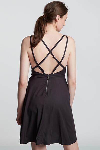 Платье женское Element Heart Twill Off Black