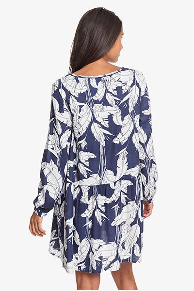 Платье женское Roxy Indigo Night Mood Indigo Flying