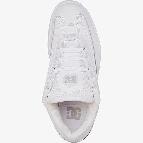 Кроссовки детские DC Shoes Legacy Lite White/Silver