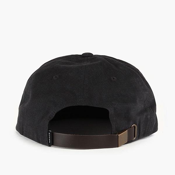 Бейсболка классическая Rip Curl Supply Co Sb Cap 8264 Washed Black Tu Co