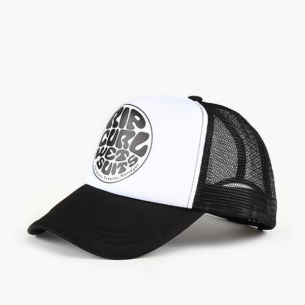 Бейсболка классическая женская Rip Curl Trucka Cap 90 Black tu