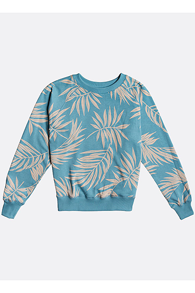 Billabong женский Джемпер Wild Palm Cr Sea Blue