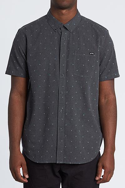 Рубашка Billabong All Day Jacquard Black 1