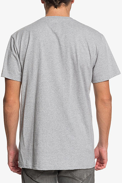 Футболка DC Shoes Longerss M Tees Knfh Grey Heather