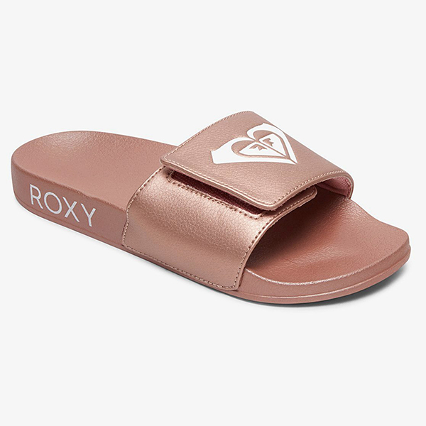 Шлепанцы женские Roxy Slippy Sld Iii J Sndl Rsg Rose Gold