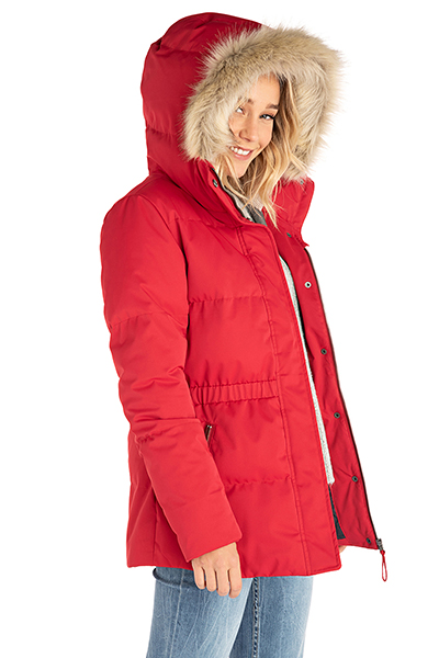 Куртка женская Rip Curl Anti Series Mission Jacket Red