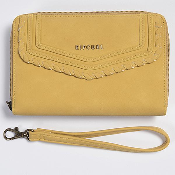 Кошелек женский Rip Curl Bronx Oversized Wallet Mustard