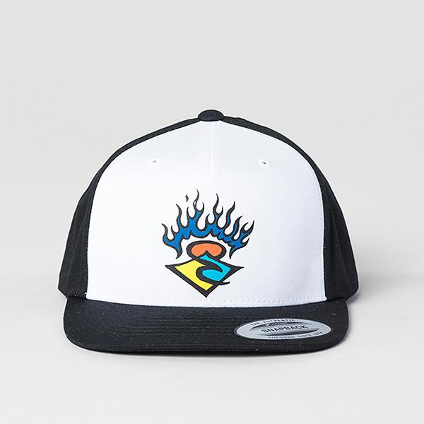 Бейсболка классическая детская Rip Curl Surf Sticker Cap