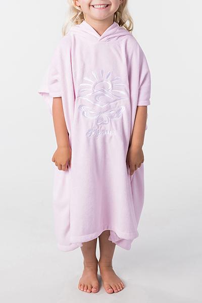 Полотенце детское Rip Curl Mini Hooded Towel 108 Lilac