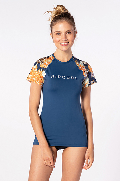 Гидрофутболка Rip Curl Sunsetter Relaxed