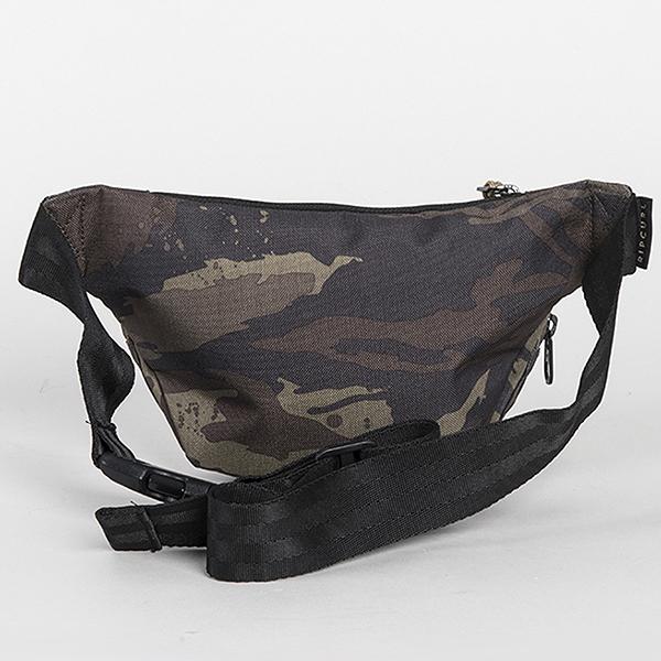 Сумка поясная Rip Curl Waist Bag Camo Khaki