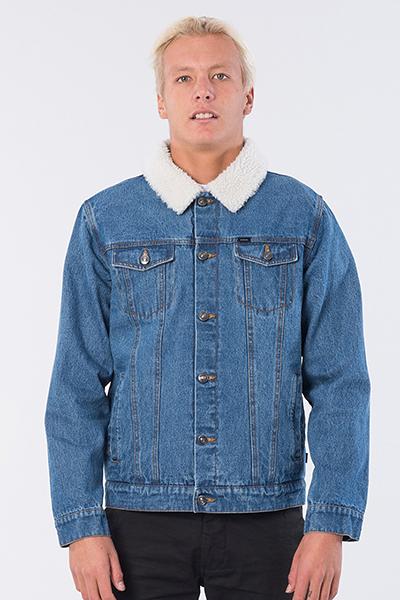 Куртка Rip Curl Джинсовая Angus Denim