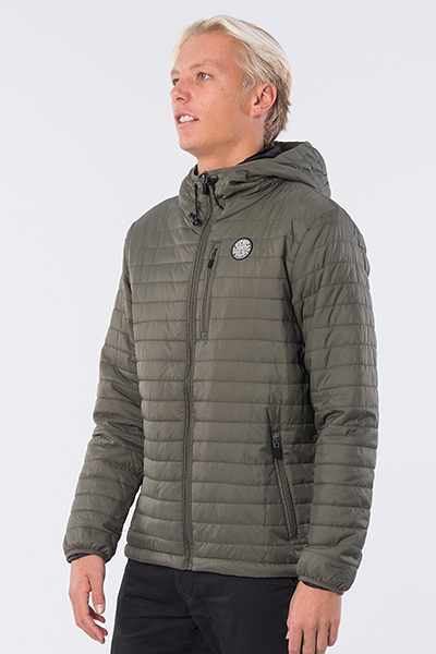Куртка Rip Curl Melting Anti Series Dark Olive