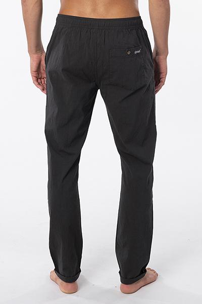 Штаны прямые Rip Curl Ripple Straight Pant Washed Black